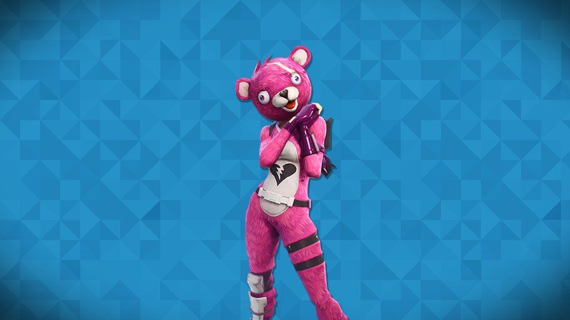 Superb Fortnite Battle Royale, Cuddle Team Leader, Video Game, 3840x2160, 4K,  Wallpaper