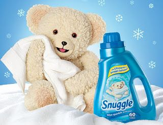 Snuggle Bear :)  wish i still had mine :(