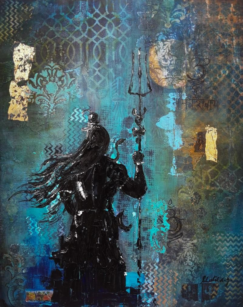 Abstract Shiva | shiva...