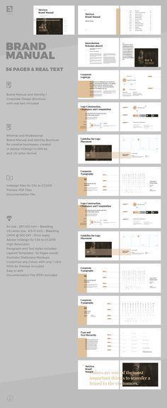 indesign presentation templates