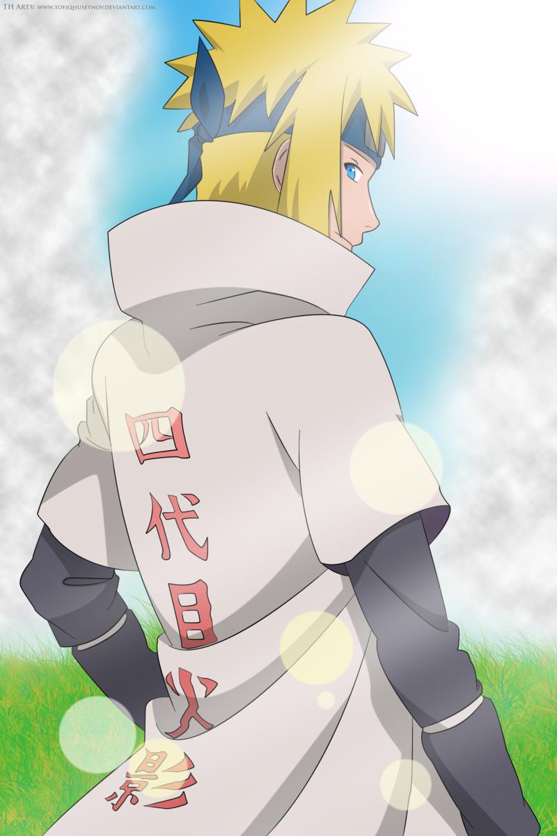 Minato Namikaze by TofiqHuseynov Anime naruto, Naruto