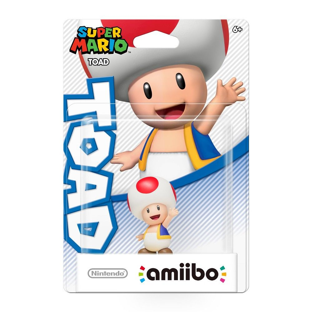 Expect More Pay Less Amiibo Super Mario Bros Mario Wii