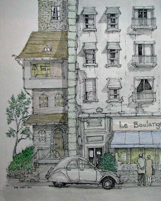 Le Boulangerie