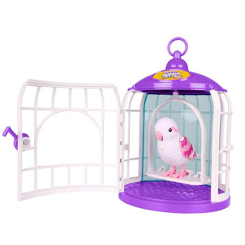 Pink And White Bird Little Live Pets Pets Pet Bird Cage
