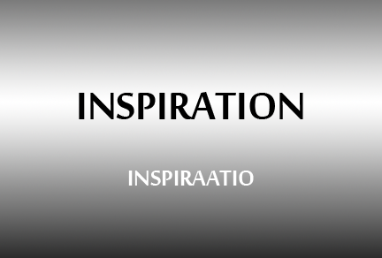INSPIRATION / INSPIRAATIO badge made by me timanttimaarit