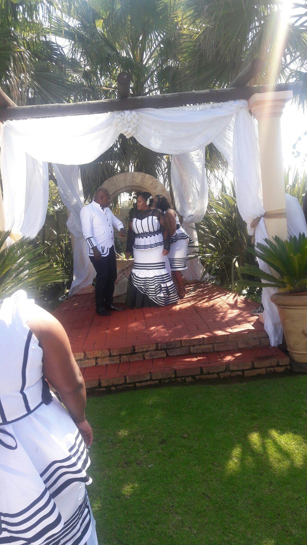 Pin by Nomonde Bulwane on xhosa wedding Pinterest
