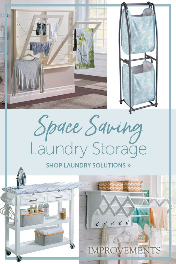 Simplify Your Laundry Room By Adding Drying Racks Storage And Ironing Carts These E Saving Products Make Doing The Easier Are Great For