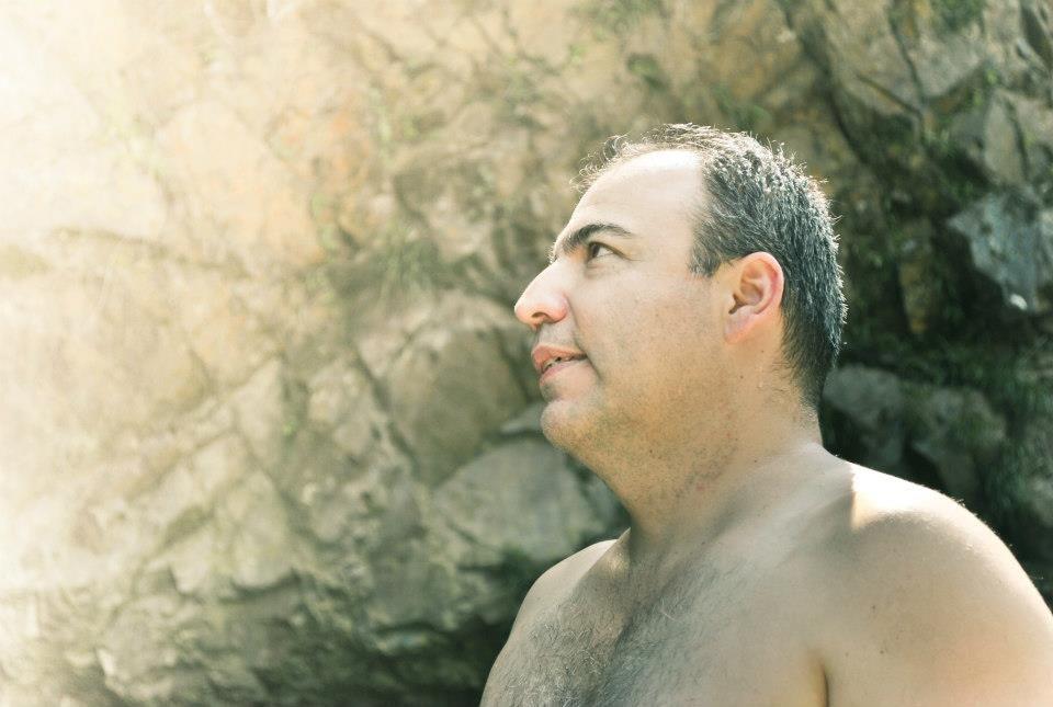 Giovanni (Cañon de Rioclaro - Ant / 2013)