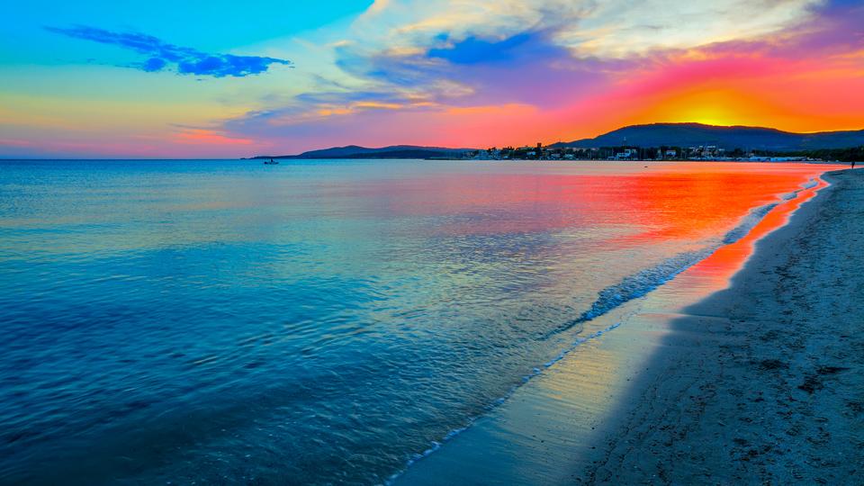 Sardiniens 10 Top-Strände: Wo endlos weißer Sand ein