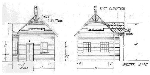 ho scale building plans Resources - Model Railroads | Model Trains ...