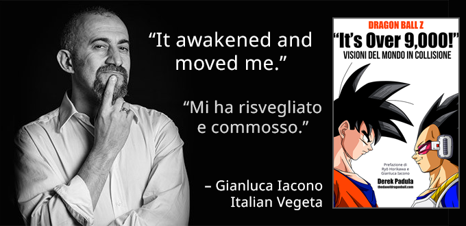 Dragon Ball Z It S Over 9 000 Italian Edition Is Here Books Book Worth Reading Dragon Ball Z