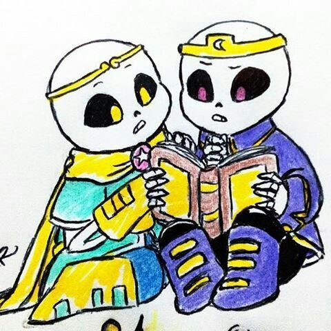 nightmare x dream sans | Dreamtale and nightmare sans  Dream