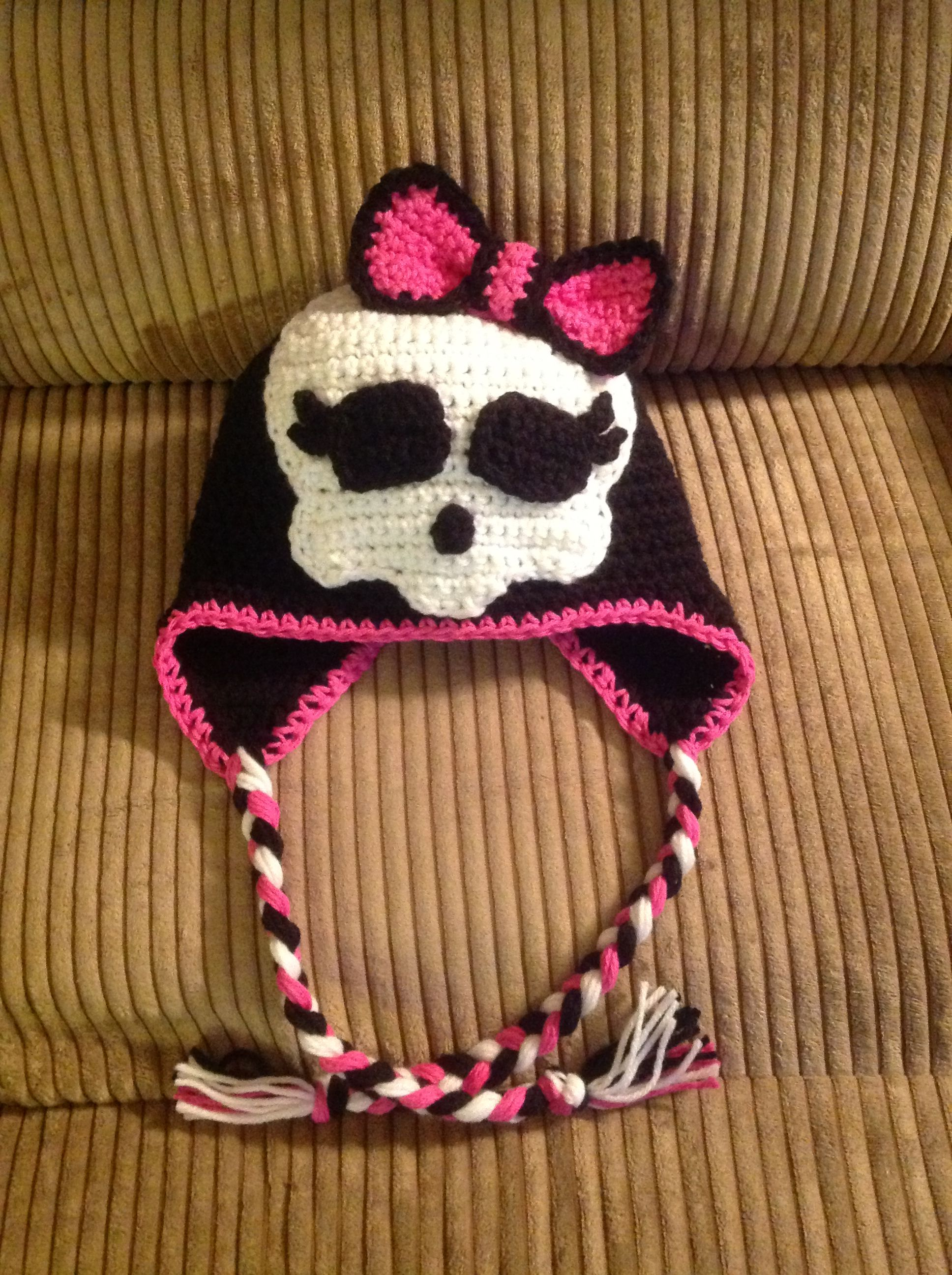 Monster high hat monster high t pinterest monster high