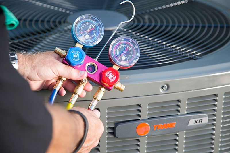 Ac Service Near Me Open