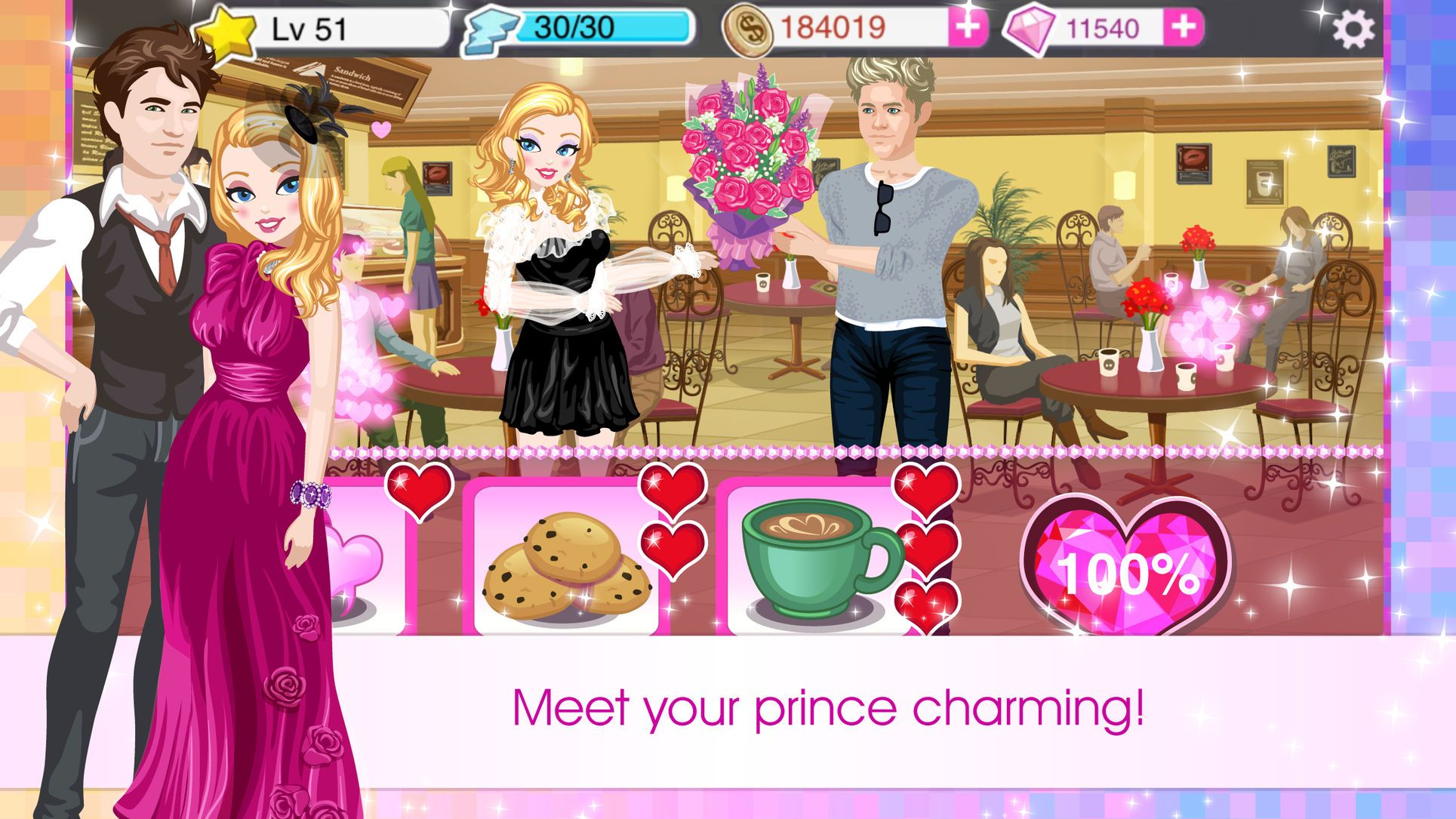 star girl - fashion celebrity #role#games#playing#lifestyle