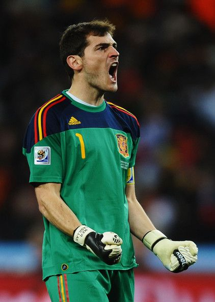 Iker Casillas Photos Photos: Netherlands v Spain: 2010 FIFA World ...