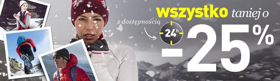 -25% na wszystko w sklepie Landersen.pl
