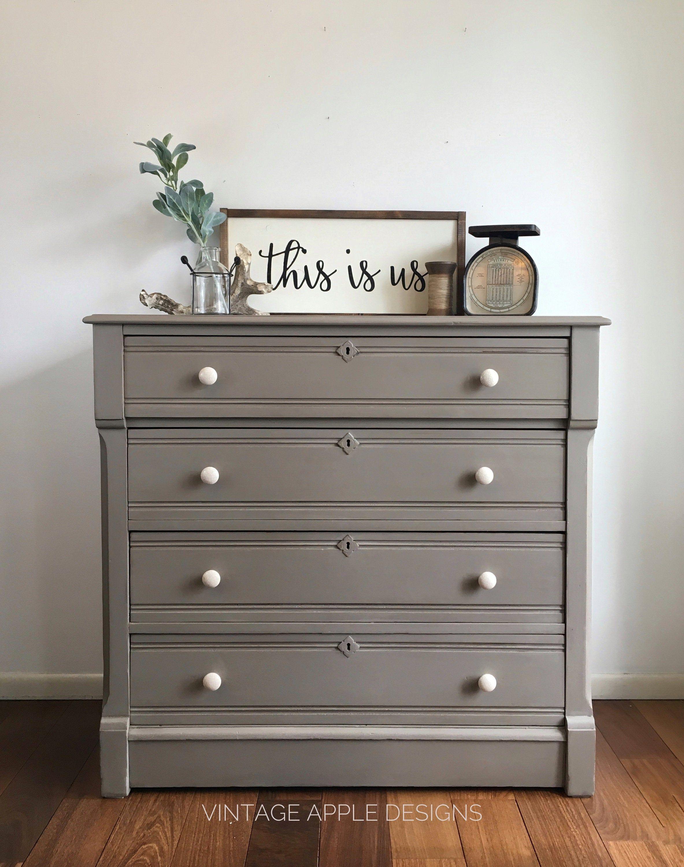 Antique Vanity Refinishing..A 35 Garage Sale Find! Diy