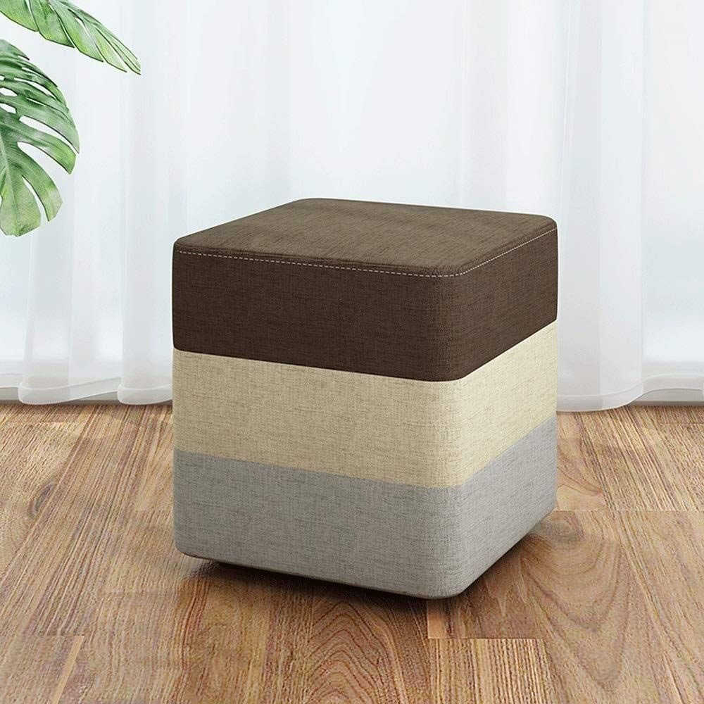 Thbeibei Storage Benches Shoe Bench Rest Stool Sofa Stool Footstool Pouffe Stool Square Ottoman Footrest St In 2020 Foot Rest Ottoman Square Ottoman Bench With Storage