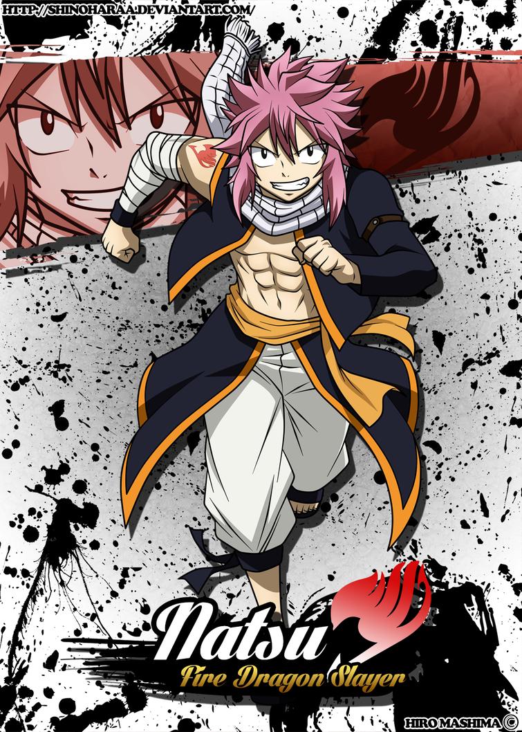 Natsu Dragneel Long Hair By Shinoharaa Fairy Tail Anime Fairy Tail Art Fairy Tail Photos