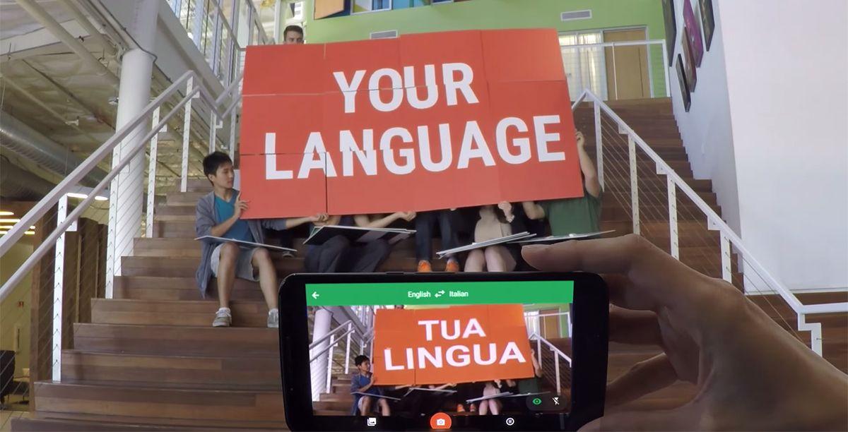 Aktualizacja Google Translator Pozwala Tlumaczyc Na Jezyk Polski W Czasie Rzeczywistym Smartappki Pl Broadway Shows Broadway Show Signs Highway Signs