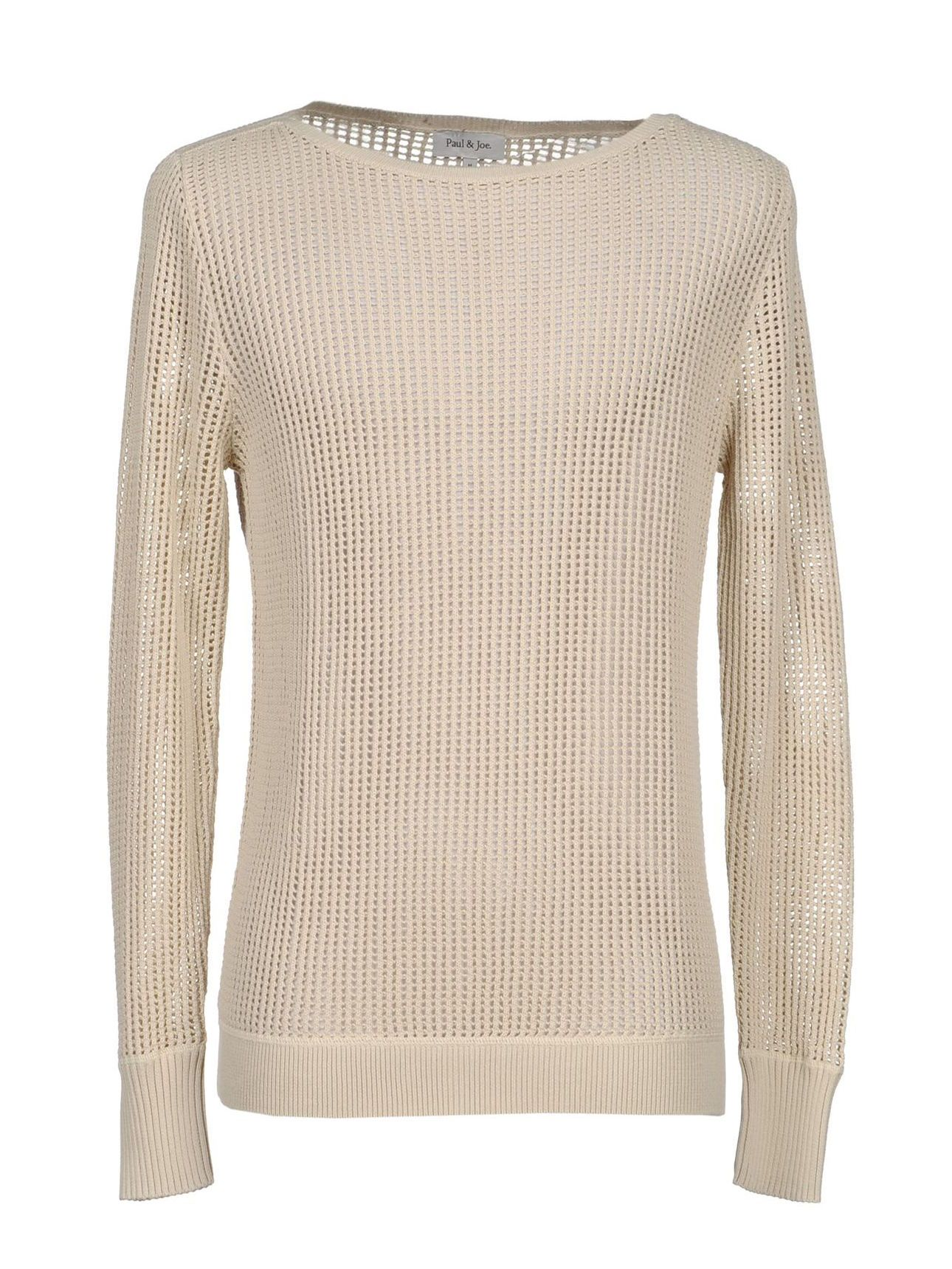 Paul & Joe Men Mesh Cotton Sweater | My Summer Wardrobe | Menswear ...