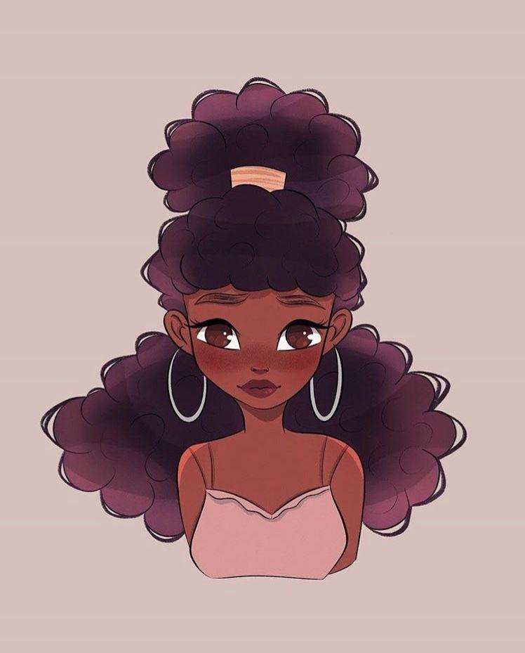 Pretty black girl profile picture