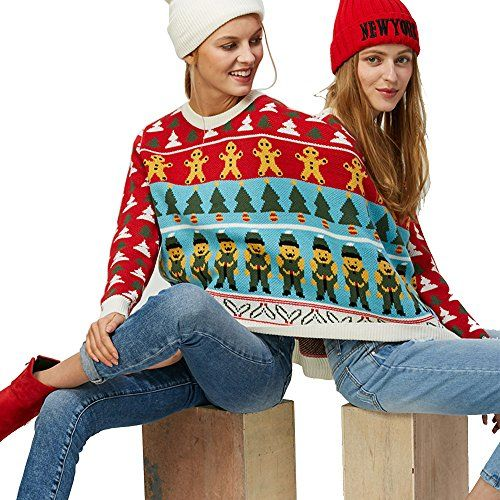 2 Person Ugly Christmas Sweater Best Ugly Christmas Sweaters