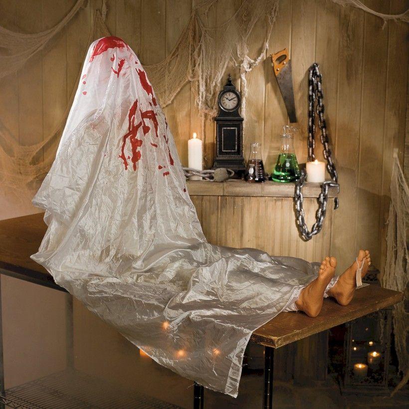Nice 42 Scary Halloween Haunted House Decoration Ideas. More at //trendecor.co/2017/10/30/42-scary-halloween-haunted-house-decoration- ideas/ & 42 Scary Halloween Haunted House Decoration Ideas | Pinterest ...