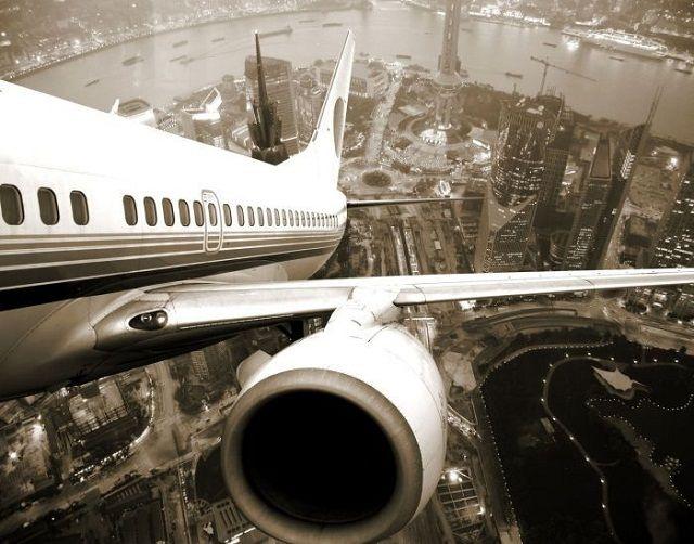 Aircraft, awesome shot.