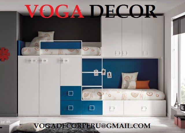 Disfruta en tu hogar de estos dise os modernos en camas y camarotes ahorra espacio y organiza - Literas para adultos ...