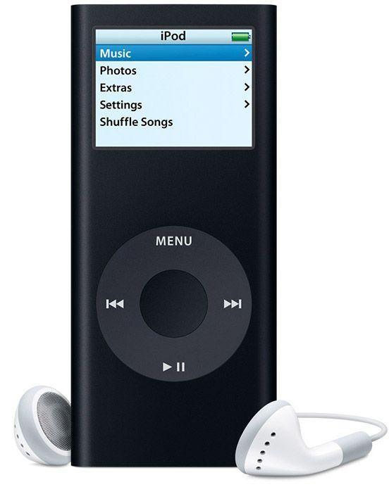 Apple iPod Nano Ipod nano, Ipod, Mp3 player