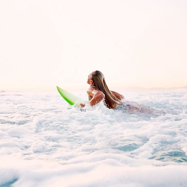 Twilight Surf Session Surfing Pool Float Instagram