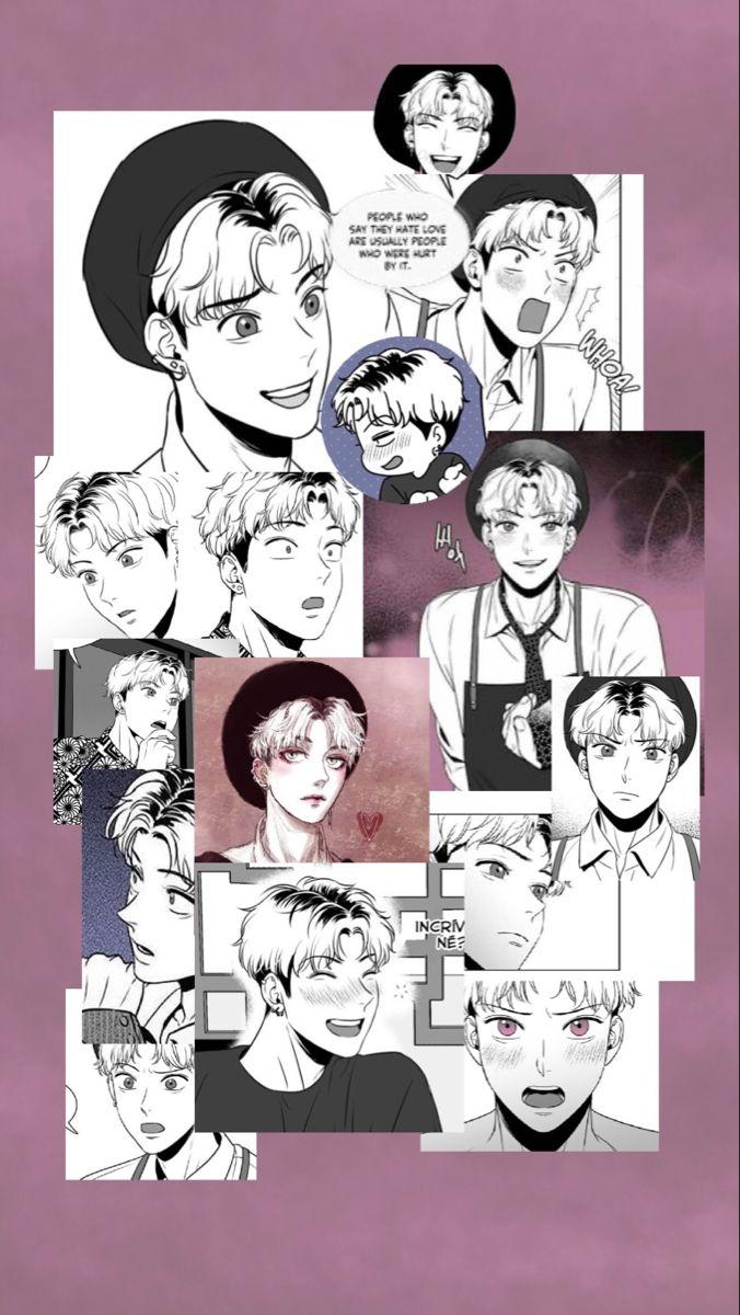BJ Alex wallpaper - chanwoo