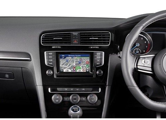 Add On Volkswagen Navigation Is Now Available For Vw Golf Mk7