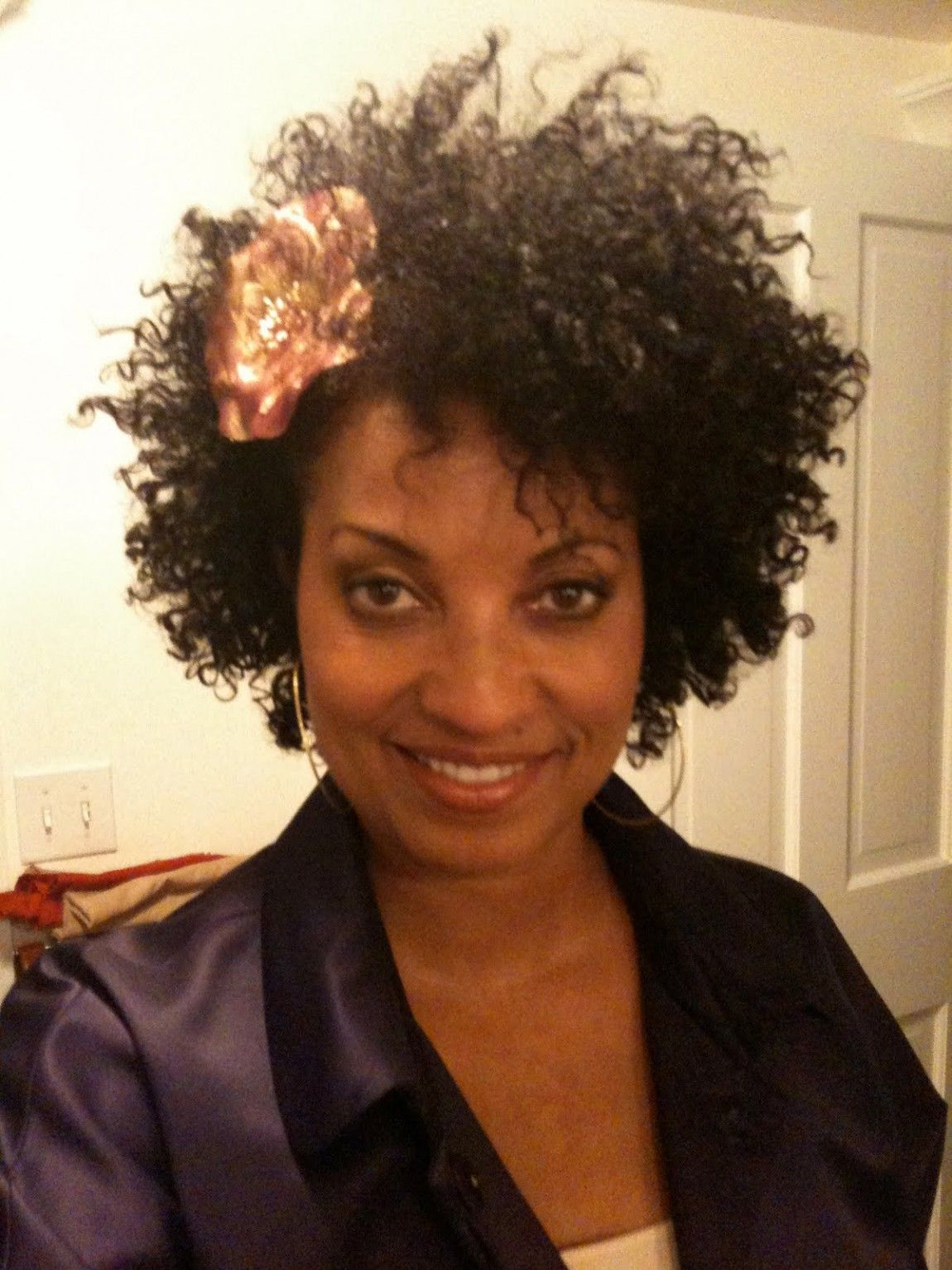 Short Natural African Hair Styles e1367678042692 Natural Hairstyles for African American Women 2013