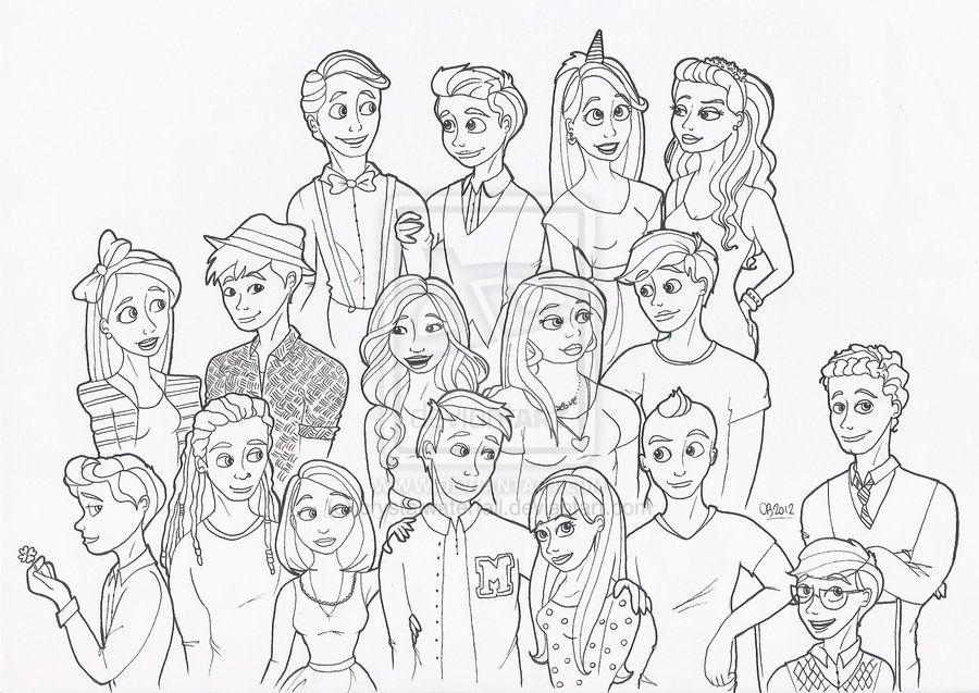 Glee Cast Coloring Pages Sketch Coloring Page Glee Cast Coloring Pages Cute Coloring Pages