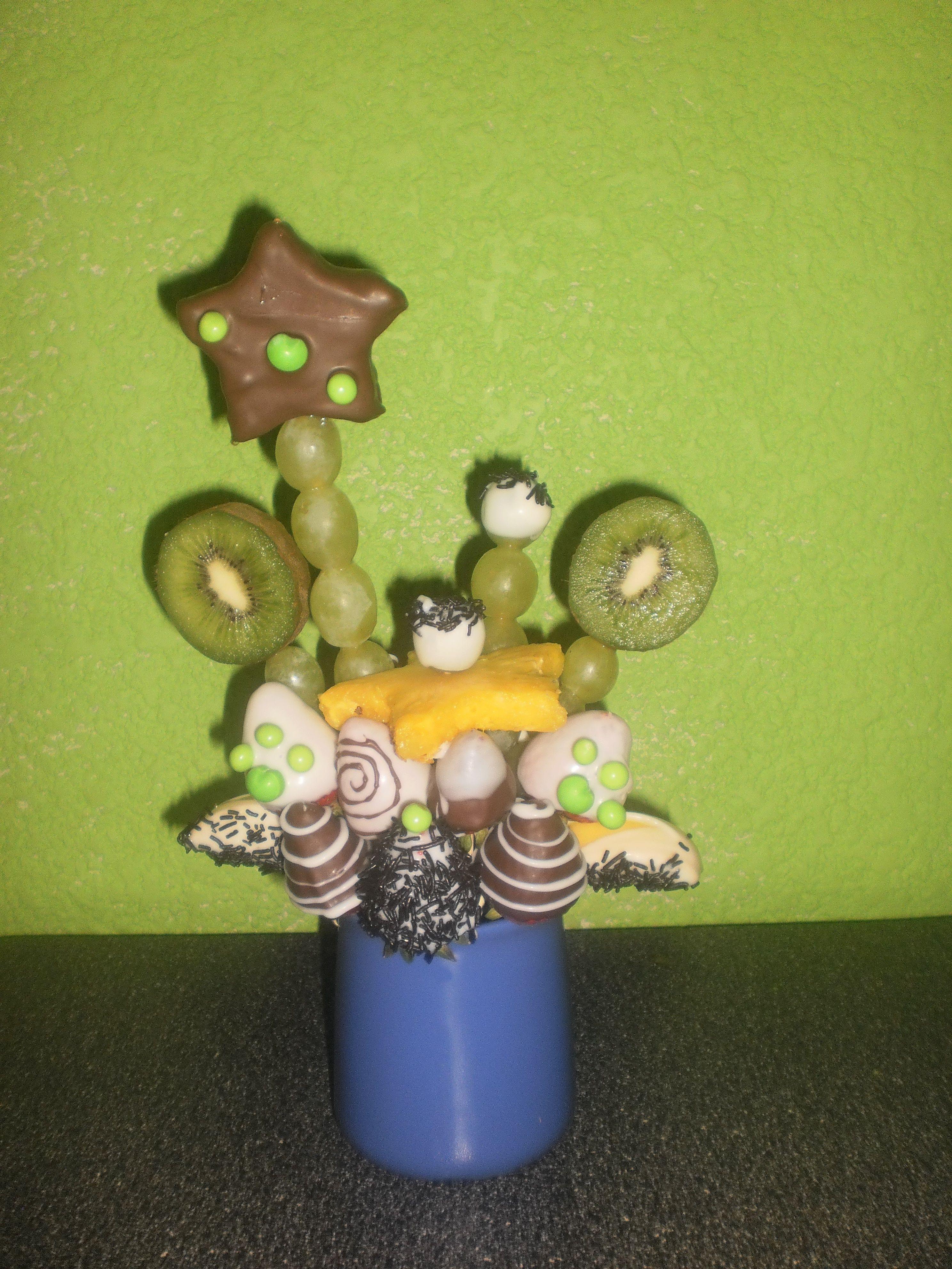 Delicioso... www.dfrutaychocolate.com.mx