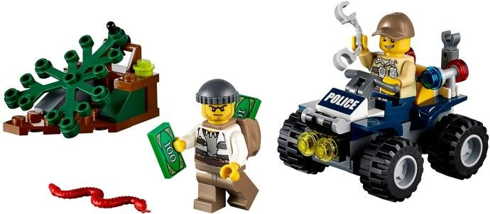 60065 1 Atv Patrol Lego Life Pinterest Atv And Legos