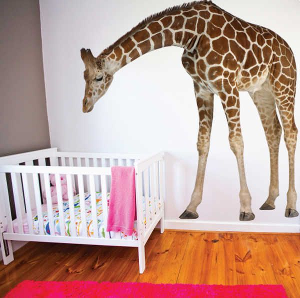The Wall Sticker Company Makes Walls Wild With New Real