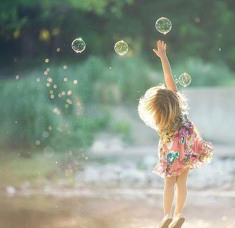 bubbles, my bubbles!