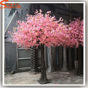 Artificial Cherry Wedding Blossom Treecenterpieces Pink Flowers Tree For Home Garden View Wedding Blossom Tree Songtao Product Details From Guangzhou Songtao Flowering Trees Artificial Tree Blossom Trees