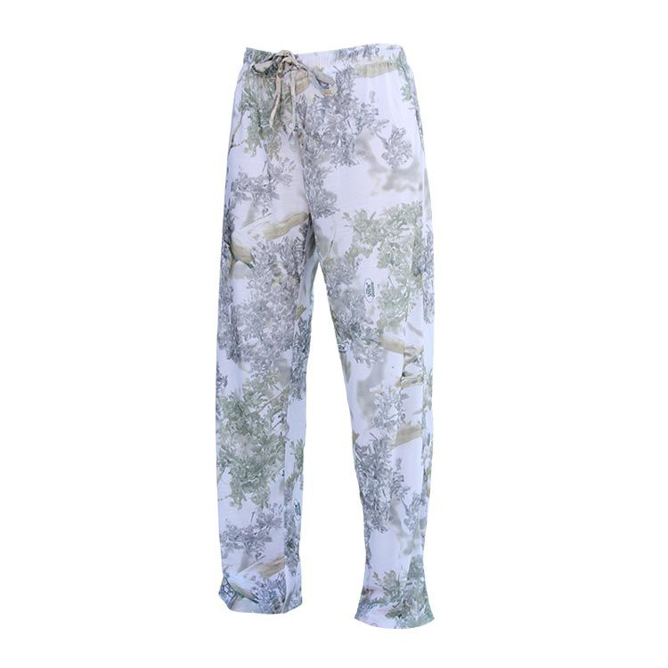 Snow Camo Lounge Pants for Women: Pajama Pant from King's