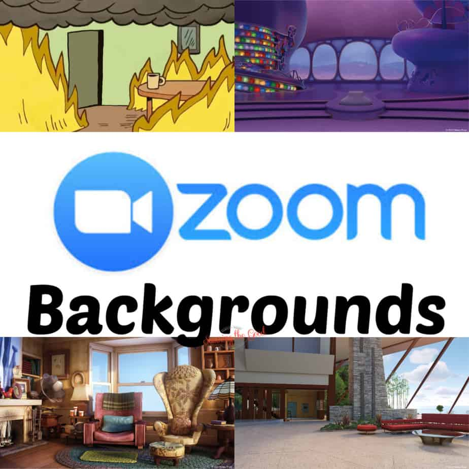 FREE Zoom & Microsoft Teams Backgrounds For Video