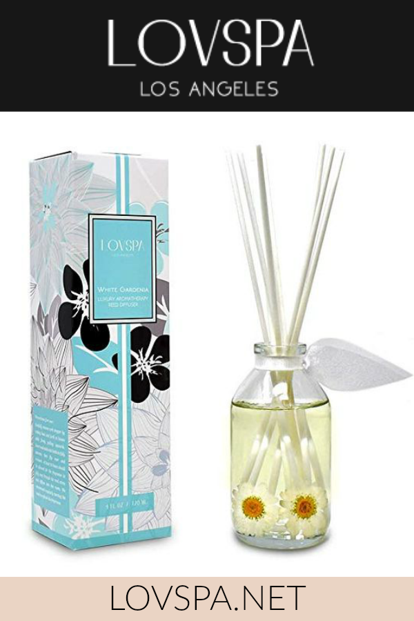 The floral aroma of Gardenia with top notes of Jasmine