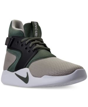 ef7a4334ecb NIKE MEN S INCURSION MID BASKETBALL SNEAKERS FROM FINISH LINE.  nike  shoes