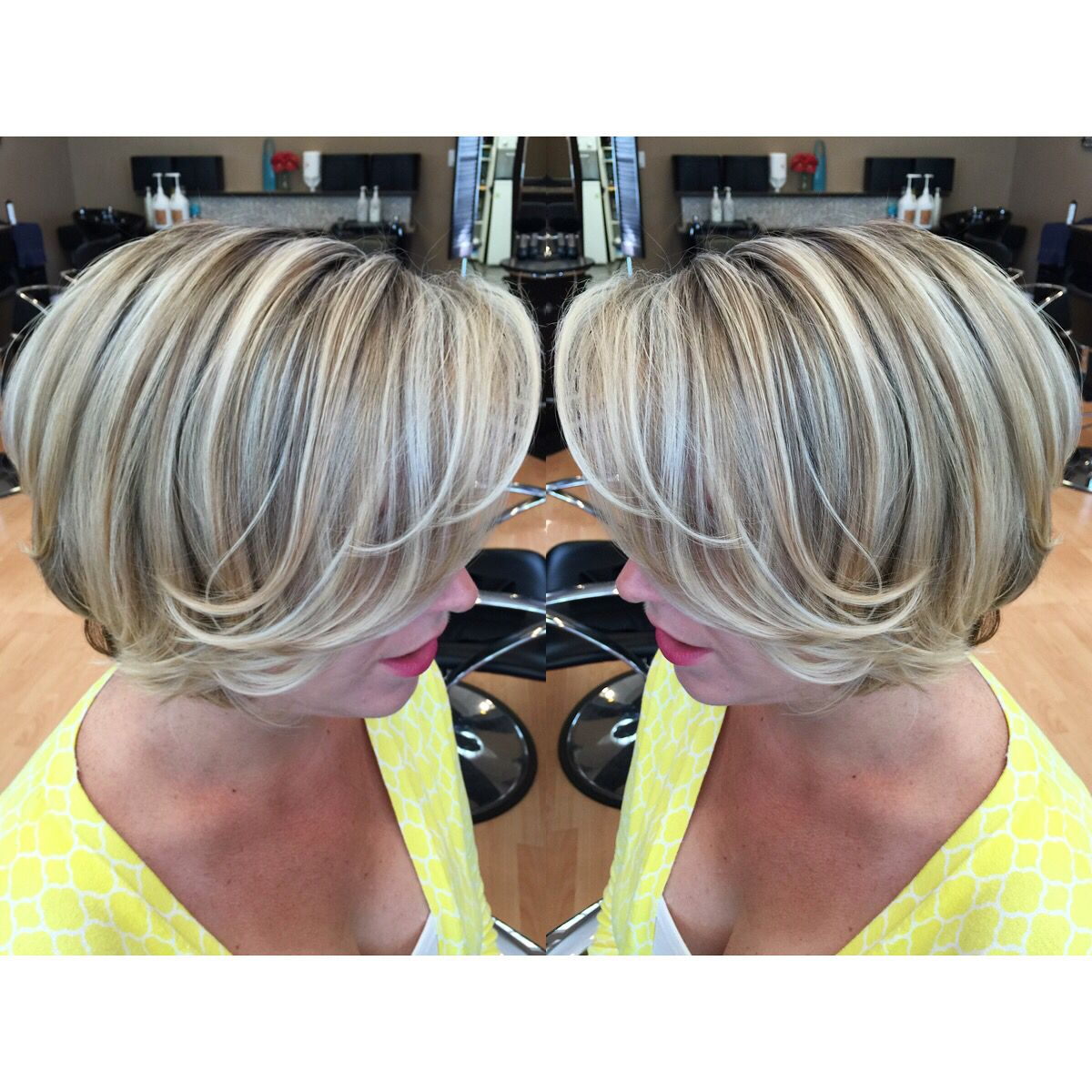 Image Result For Gray Hair Highlights And Lowlights Hair