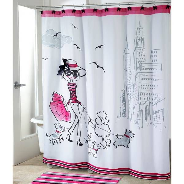 Product Image For Avanti Chloe Multi Shower Curtain 2 Out Of 2