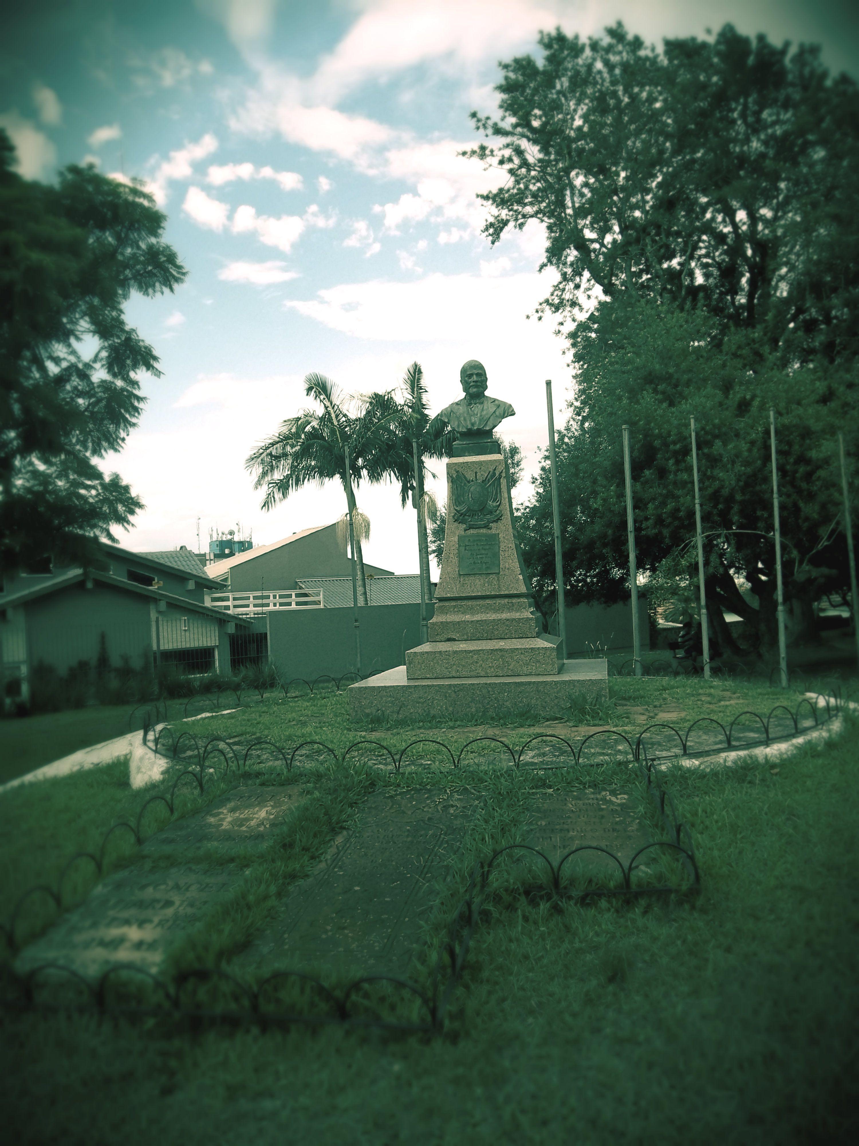Busto de Gomes Jardim