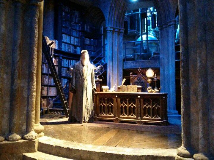 Dumbledor Harry Potter Studio Tour Harry Potter Studios Harry Potter Exhibition
